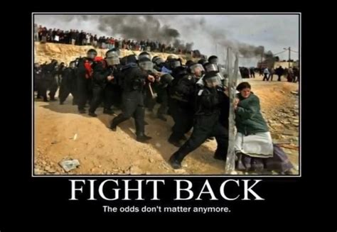 Fight Back fight back the odds don t matter anymore worth a