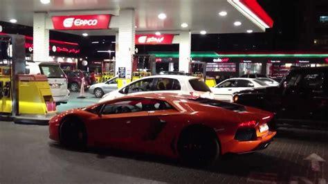 Fuel Used In Lamborghini Lamborghini Aventador Lp700 4 Gas Station