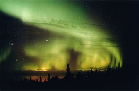northern lights in alaska in august the northern lights fairbanks alaska in august 2000