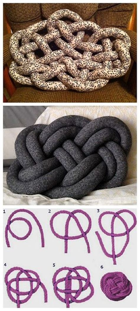 what happens when a knots you diy celtic knot pillow tutorial from cut out keep here