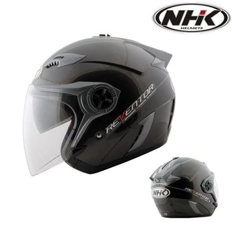 Helm Nhk R1 Solid Murah helm nhk reventor solid pabrikhelm jual helm murah