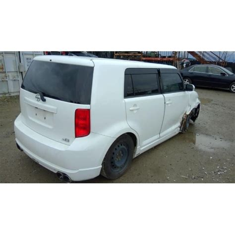 how cars run 2008 scion xb spare parts catalogs used 2008 scion xb parts car white with black interior 4 cylinder engine manual transmission