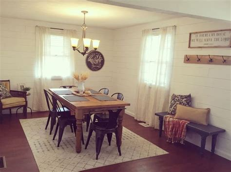 fixer upper kitchens living and dining rooms 21 favorites our dining room makeover fixer upper inspired hometalk