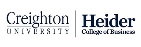 Creighton Mba Apply by Creighton Heider College Of Business The