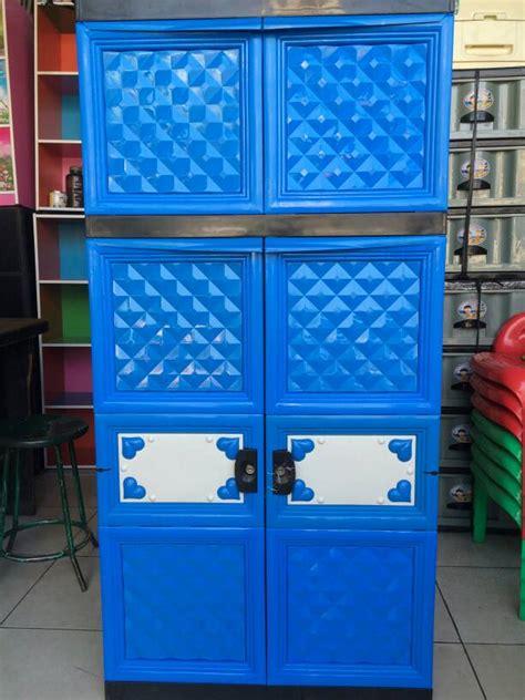 Foto Dan Lemari Plastik jual lemari plastik ada gantungan baju dan kunci miami