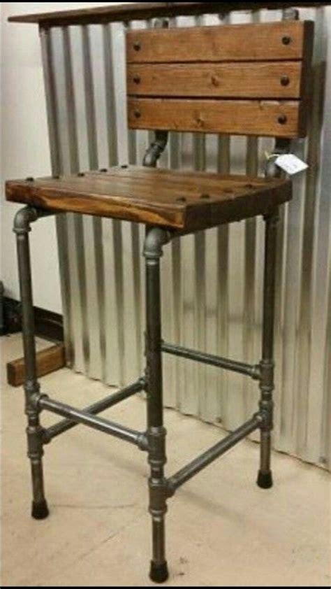 taburetes industriales industrial bar stool bar ideas pinterest muebles
