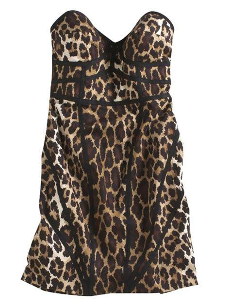 Trend Alert Seeing Leopard Spots by Trend Alert Get In Leopard Prints