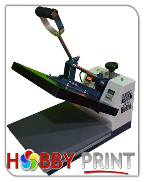 Mesin Sablon Kaos Digital 40x50 mesin press kaos digital sablon
