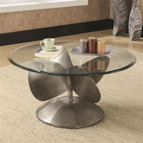 coaster furniture coffee table coaster accent tables 704558 industrial coffee table with