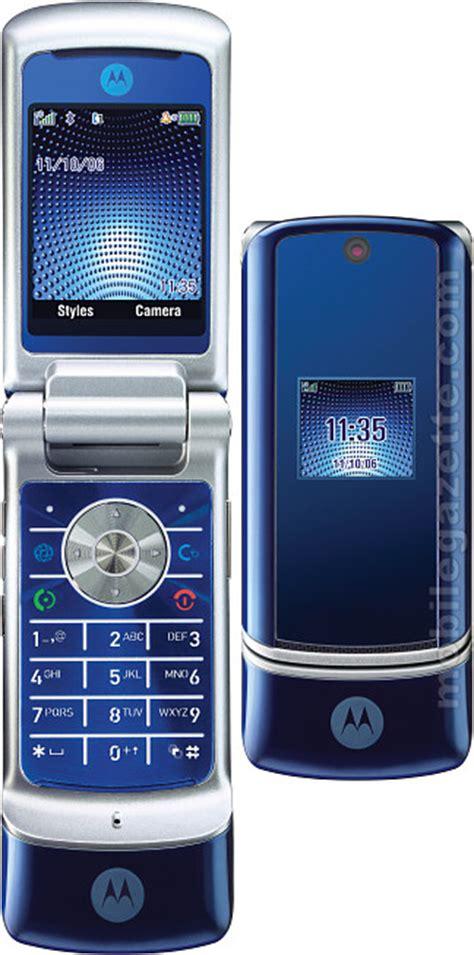 Motorola Krzr K1 Canary Coming Soon by Motorola Krzr K1 Mobile Gazette Mobile Phone News
