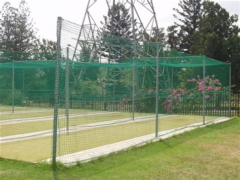 sports nets for backyard cricket nets and pitch covers rugby post cushions