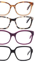 glasses for oval faces from rivet and sways essential