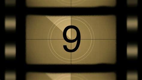 Film Strip Countdown Motion Background Videoblocks Filmstrip Countdown