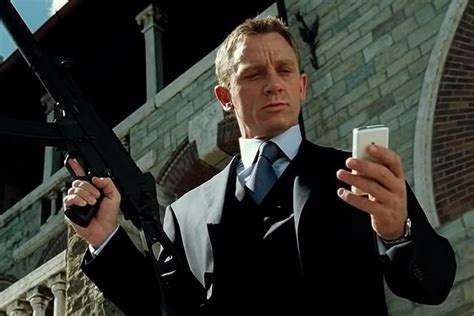 Kaos 007 Bond Casino Royale the suits of bond casino royale tailor on ten