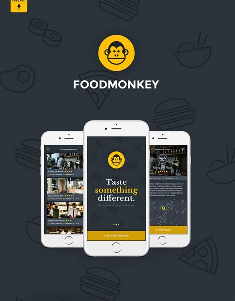 free mobile applications free mobile app ui psd designs 187 css author