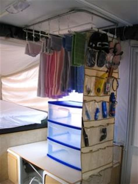 Rv Bathroom Storage 1000 Images About Diy Cer Redo On Pop Up Cers Cers And Pop Up