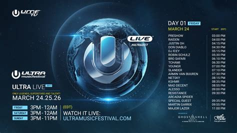 house music online streaming ultra music festival 2017 live streaming watch live for free