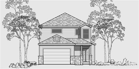 3 storey house plans for small lots narrow lot house plans building small houses for small lots