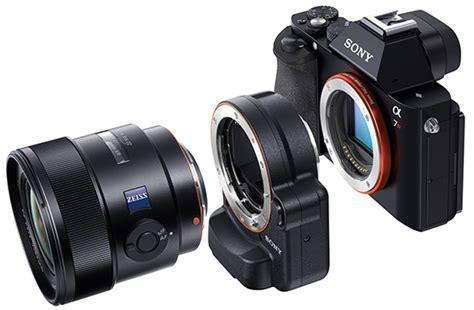 Kamera Sony A7r Ll sony a7 dan a7r sistem kamera mirrorless frame pertama