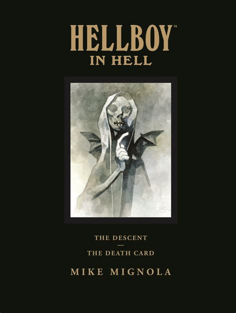 libro hellboy in hell volume slings arrows