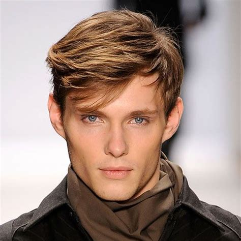 how to work the short side long top hairstyle for boys pictures of men s haircuts with short sides and a long top
