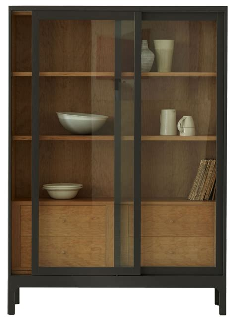 glass cabinet for joyce cabinet by russell pinch for the conran shop