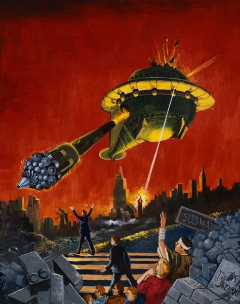 vintage wandl 245 best images about pulp science fiction
