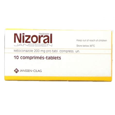 Tablet Ketoconazole nizoral tablets 200mg ketoconazole pills for yeast infections