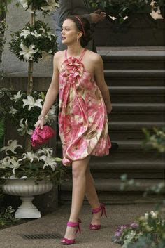 Style Co Lovely Baloon Dress T3010 3 my blair waldorf peony on peonies blair waldorf and chuck bass