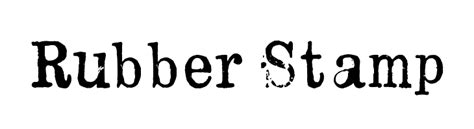 rubber st free font 7 rubber st font free images rubber