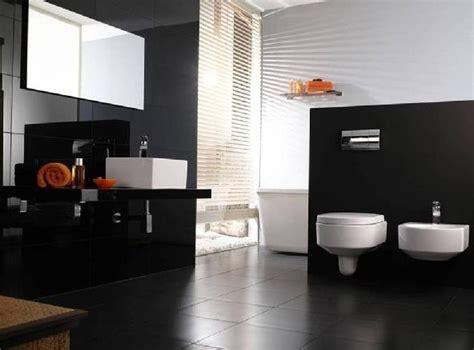 imagenes baños blanco y negro decoracion de ba 241 os en blanco y negro