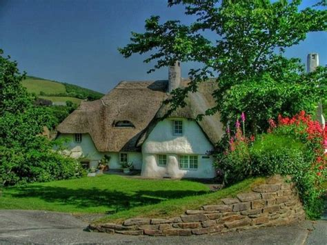 Countryside Cottage Countryside Cottage Beautiful Places In