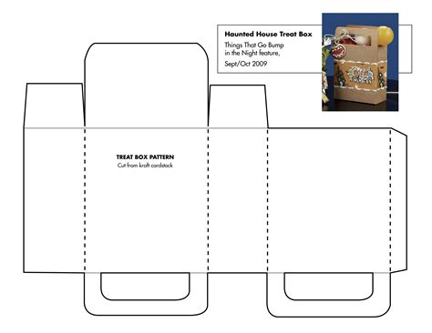 printable christmas gift box templates search results