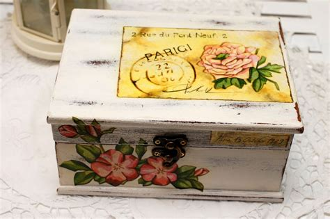 Tutorial Decoupage - tutorial decoupage cufar shabby chic retete culinare by