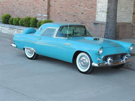Newest Ford Thunderbird by 1956 Ford Thunderbird For Sale 1947158 Hemmings Motor News