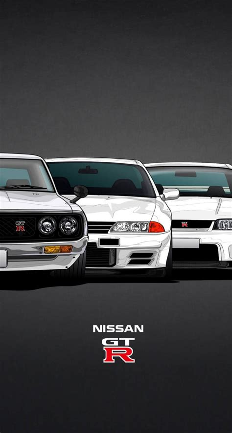 nissan gtr skyline wallpaper gtr iphone wallpaper wallpapersafari