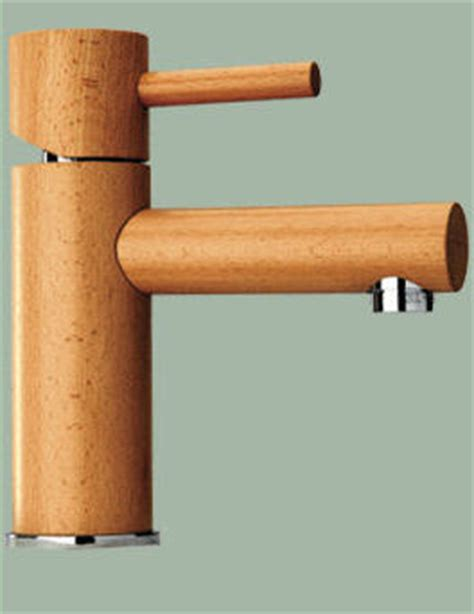 Eco Friendly Faucets by Wood Faucets From Omax Eco Friendly Faucets