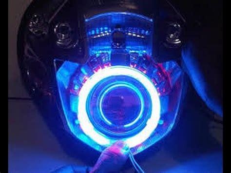 Lu Led Motor Terang penakan lu led motor terang
