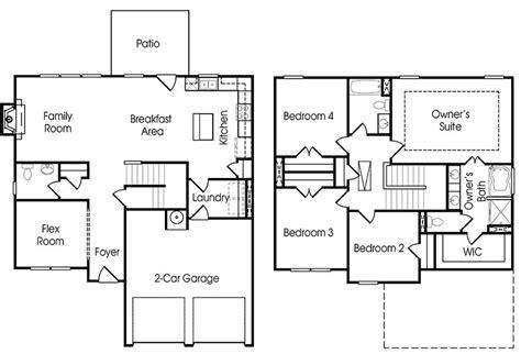 savannah floor plan savannah plan venture homes
