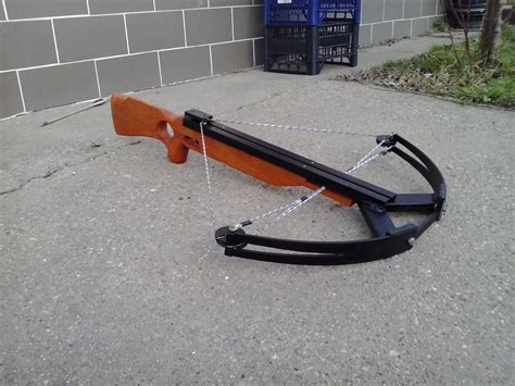 my home made compound crossbow 2 0