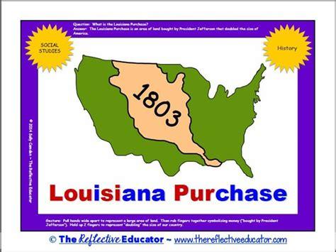 louisiana purchase map key 13 best social studies us symbols images on