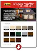 garage door color code clopay gallery collection garage doors tf draper