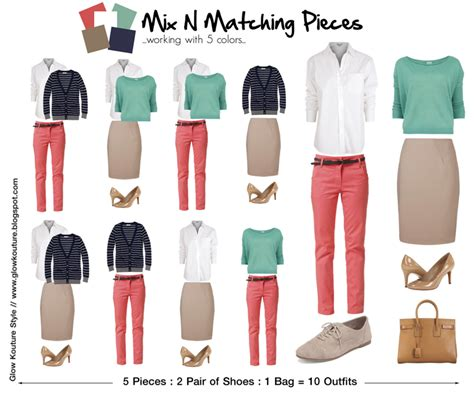Wardrobe Pieces To Mix And Match by New Grads Four Tips For Building A Professional Wardrobe