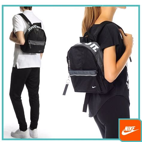 Tshirtbajukaos Nike Just Do It 2 nike just do it mini backpack preloved s fashion bags wallets on carousell