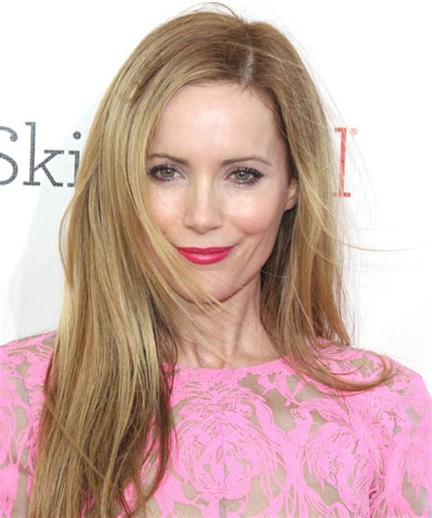 leslie mann short hair leslie mann long straight casual hairstyle