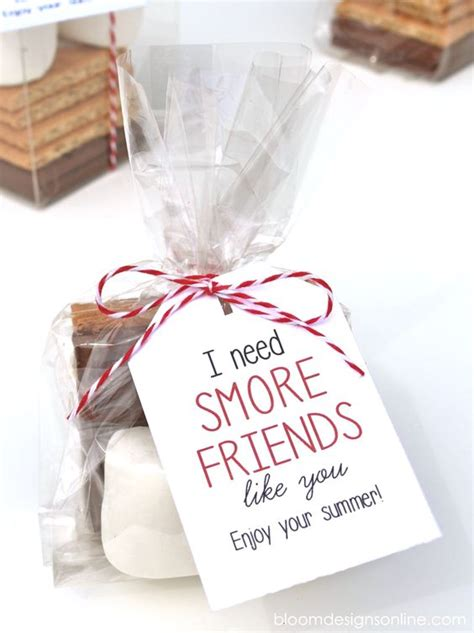 lil luna printable gift tags smore friends like you gift lil luna all things good