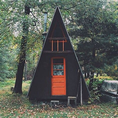 Small A Frame Cabin by I Ll Take The A Frame Sfgirlbybay