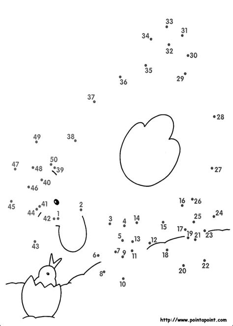 free printable dot to dot medium connet the dots and have fun