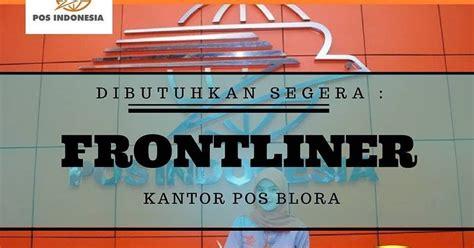 lowongan kerja pt pos indonesia pekanbaru lowongan kerja terbaru