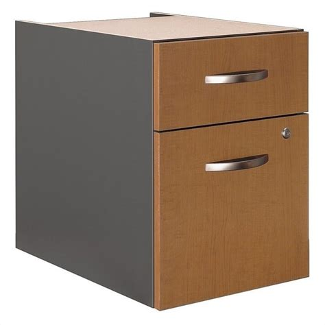 office desk delivered assembled bush business series c 2 pedestal assembled in
